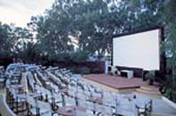 Photo from the Open Air Cinema Kamari collection
