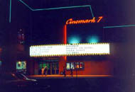 Photo from the Cinemark Theatres collection