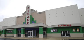 Great Escape Theatres was a movie-theatre chain that operated movie theatres primarily in the Midwestern United States. The chain had its headquarters in New Albany, Indiana, located just across the Ohio River from Louisville, Kentucky.