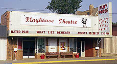 Photo from the Great Plains Little Theater Project collection