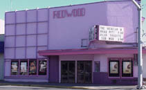 2001 photo from the Redwood Theater collection