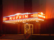 Photo from The Ruffin Theatre collection