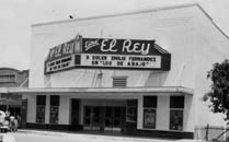1947 photo from the Cine El Rey collection