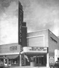 1945 photo from the Cinema Houston - University of Texas at Austin collection